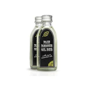 Pain Rescue Oil Rub