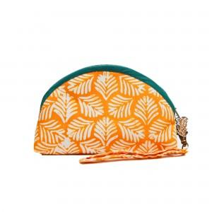 Serasi Handmade Wristlet Pouch