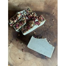Rose & French Green Clay Soap